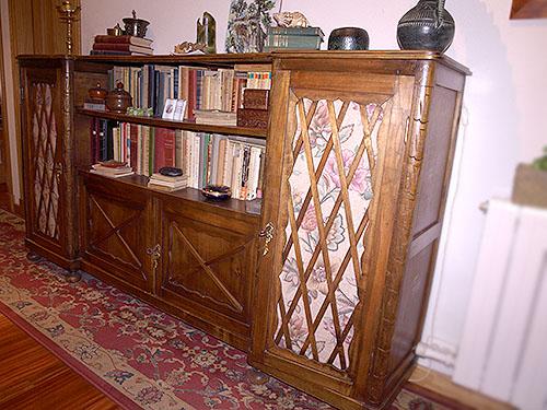 Mueble madera de castaño