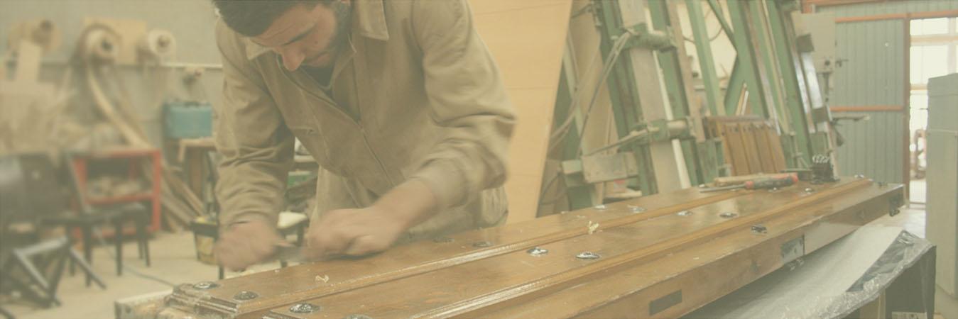 Cursos Valladolid carpinteria, restauración y ebanistería Almendáriz